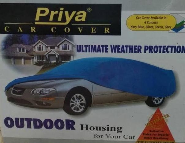 Priya Car Body Cover Size F Fits Chevrolet Tavera Motrparts