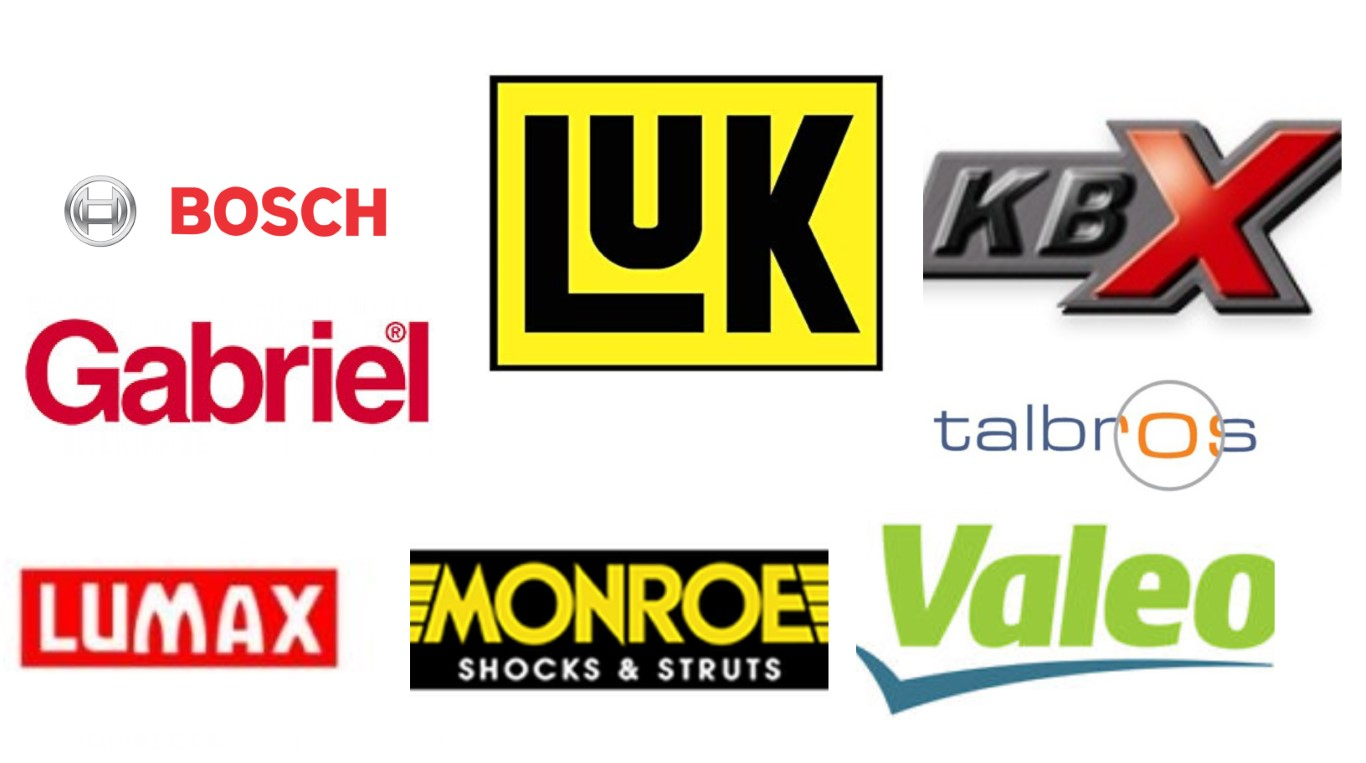 Verrassend Top 8 brands that sell motor parts across the world - Motrparts OF-16