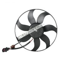 Skoda Octavia - Condenser fan With Motor