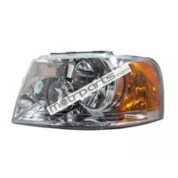 Mahindra Scorpio Type 2 - Headlight Assembly Right Without Bulb Holder - HL-5653