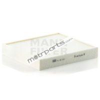 Skoda Rapid, Fabia - Cabin Filter - CU26010