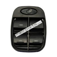 Tata Indica V2, Indigo, Sumo Gold, Sumo Victa - Power Window Switch 4 Way 11 Pin - S21019