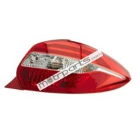 Tata Zest - Taillight Assembly Right With Wire Set - TL-6631DM