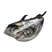 Ford Fiesta Type 2 - Headlight Assembly Left Chrome - 8A3Z13008D