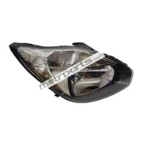 Ford Figo Type 1 - Headlight Assembly Right - AS6Z13008E