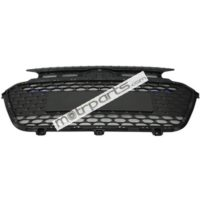 Hyundai I20 Active, Elite - Front Bumper Grill Center - 86569C7000