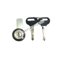 Mahindra Bolero, Jeep, Armada - Glove Box Lock With Keys - J-205-02