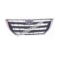 Toyota Innova Type 4 - Front Grill Half Chrome
