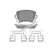 Audi Q3 - Rear Platinum Brake Pad - 025 244 8317PD