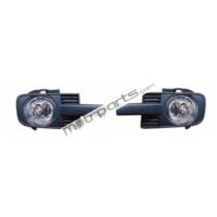 Ford Endeavour Type 2 - Foglight Assembly Set