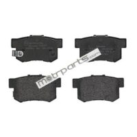 Honda Accord, Civic, CR-V - Rear Brake Pad - P28039
