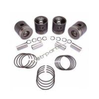 Mahindra Bolero - Piston Kit - Rings, Pin, Circlip - 0312BB0060N