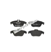 Mercedes Benz C-Class - Rear Brake Pad - P50068