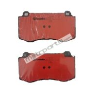 Mercedes Benz S350L - Front Brake Pad - P50074