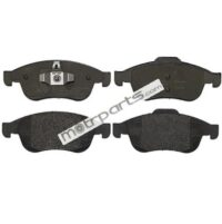 Nissan Terrano, Renault Duster, Fluence - Front Brake Pad - P68050