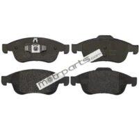 Nissan Terrano, Renault Duster, Fluence - Front Brake Pad - P68050