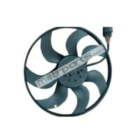 Skoda Fabia Petrol - Fan Motor With Leaves - 920800