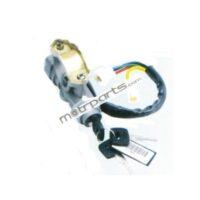 Tata Sumo, Spacio, Sierra - Steering Lock Cum Ignition Starter Switch With Keys - J-1504
