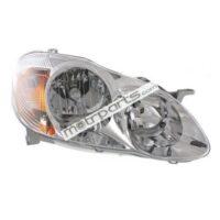 Toyota Corolla - Headlight Assembly Right