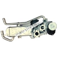Volkswagen Polo, Vento, Skoda Rapid - EGR Assembly - 03L 131512DP