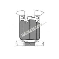 BMW 3-Series - Front Platinum Brake Pad 025 250 2916PD